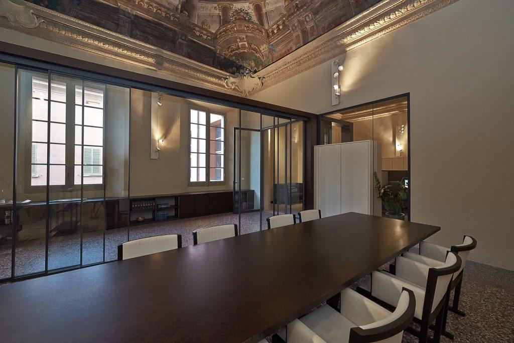 Studio legale progettato da Annagrazia Gemini