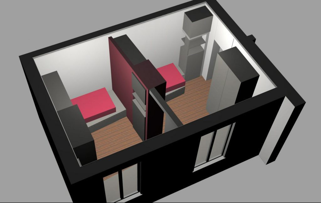 residenza architettura Annagrazia Gemini